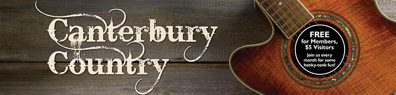 Canterbury Country banner
