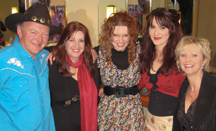 ROB, MERILYN, TRACY, AMI, DONNA