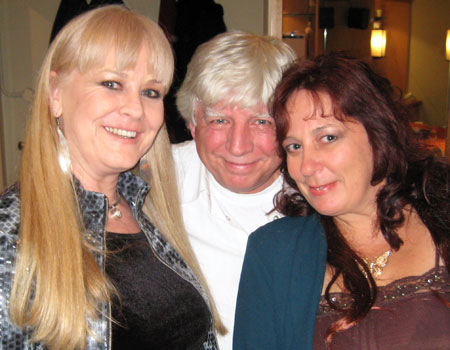 CONNIE KIS ANDERSEN, JACK PLEDGE, STACEY MORRIS