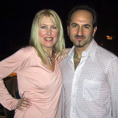DONNA FISK and MICHAEL CRISTIAN