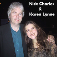 Nick Charles and Karen Lynne