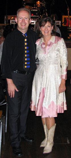 Bob Howe and Anne Kirkpatrick