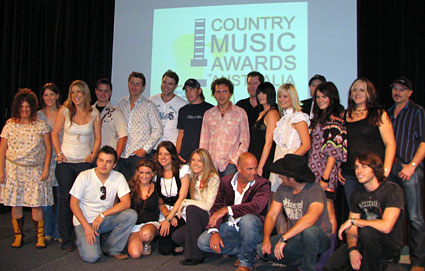 some of the finalists of the 36th CMAA COUNTRY MUSIC AWARDS OF AUSTRALIA