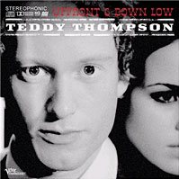 Up Front & Down Low CD cover