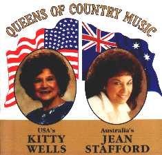 Queens of Country CD cover