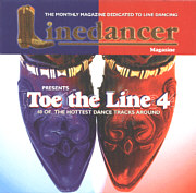 TOE THE LINE 4 - CD cover - Buy Me Now!!